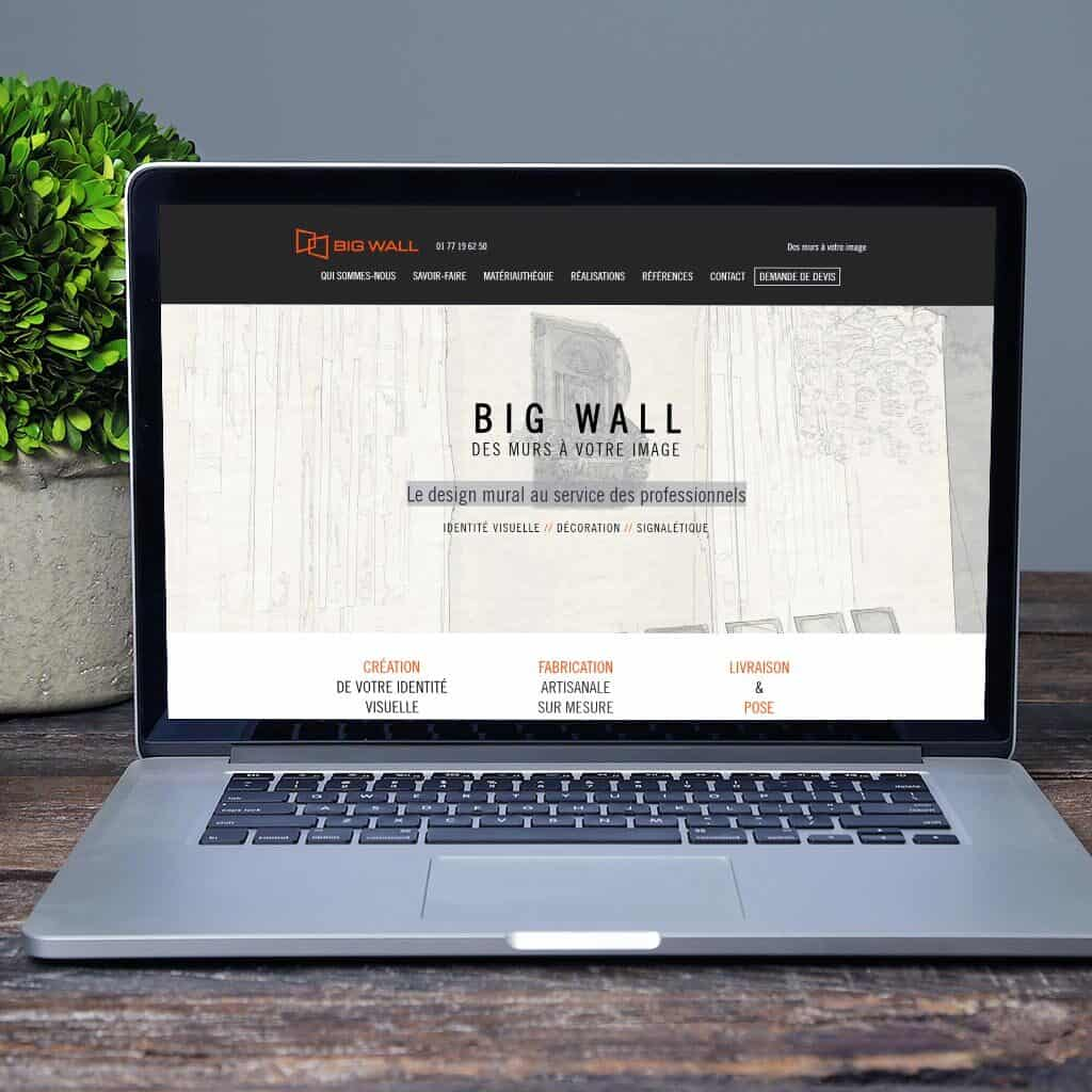 bigwall-flowr-website-creation-paris-wordpress-expert