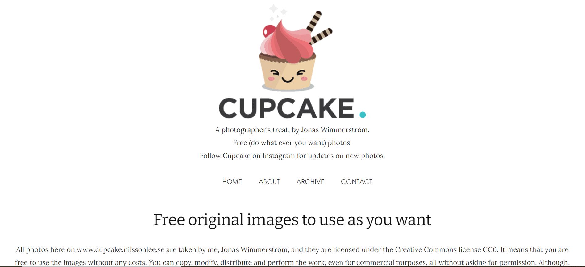 Top 20 des sites pour trouver des images libres de droit 95
